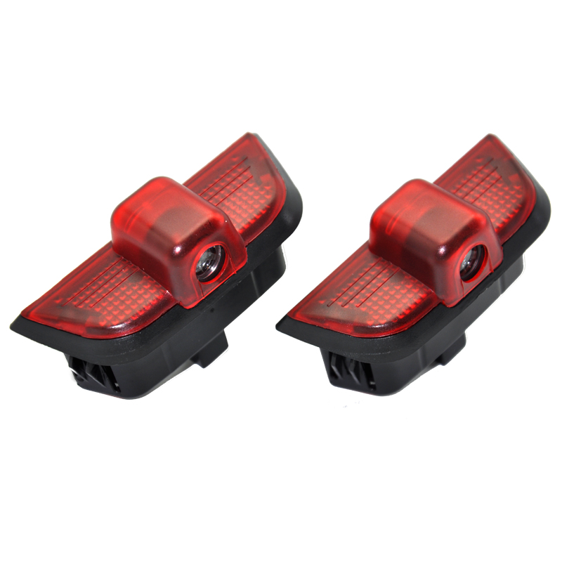 2pcs Car Welcome Ghost Shadow Lamp Logo Led Door Light For <font><b>Mercedes</b></font> <font><b>Benz</b></font> <font><b>W204</b></font> C Class <font><b>C200</b></font> C300 C280 C260 image