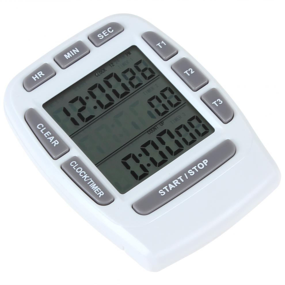 Kitchen Timers Jeyl Kitchen Timer 0-99 Minutes Touch Screen Lcd Backlight Digital Timer Alarm Clock Cooking Tools Kitchen Accessories Less Expensive