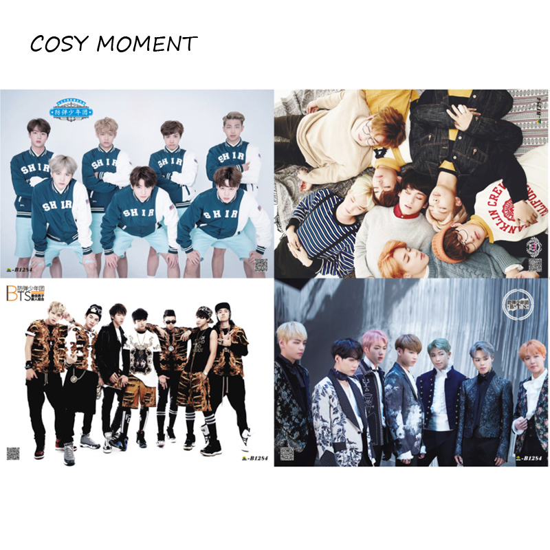 Aliexpress.com : Buy COSY MOMENT 8pcs/set New Kpop BTS ...
