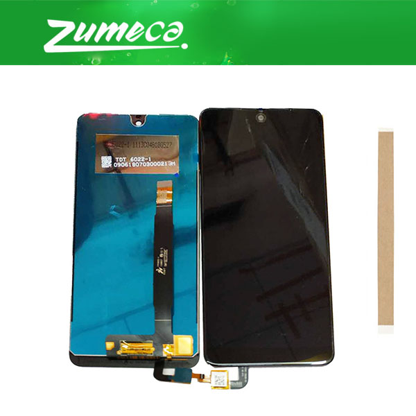 Original 6.0 Inch For BQ BQ 6015L BQ 6015 Universe BQ6015L LCD Display Screen+Touch Screen Digitizer Black Color With Tape
