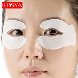 ILISYA C цикл ночной сон маска для глаз 10 пар выцветших глаз сумки темные круги тонкие линии укрепляющие увлажнение