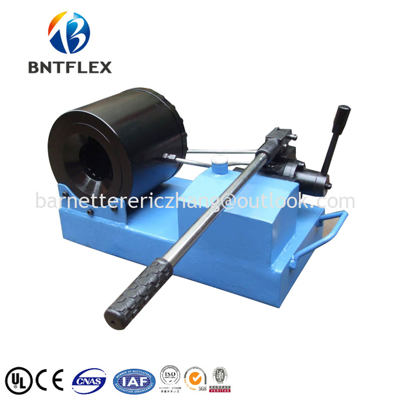 US $1700 0 |Portable hand pump used brake hose crimping machine-in  Hydraulic Tools from Tools on AliExpress