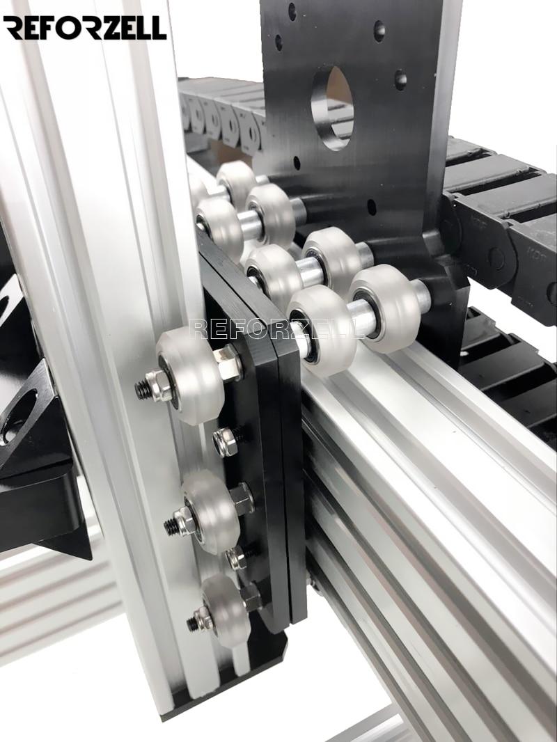 1500mm x 1500mm workbee cnc kit de fresagem cnc kit mecanico 04