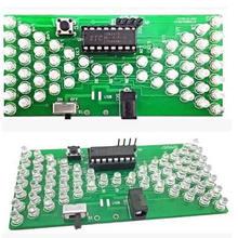 Electronic Hourglass DIY Kit Funny Electronic Produ