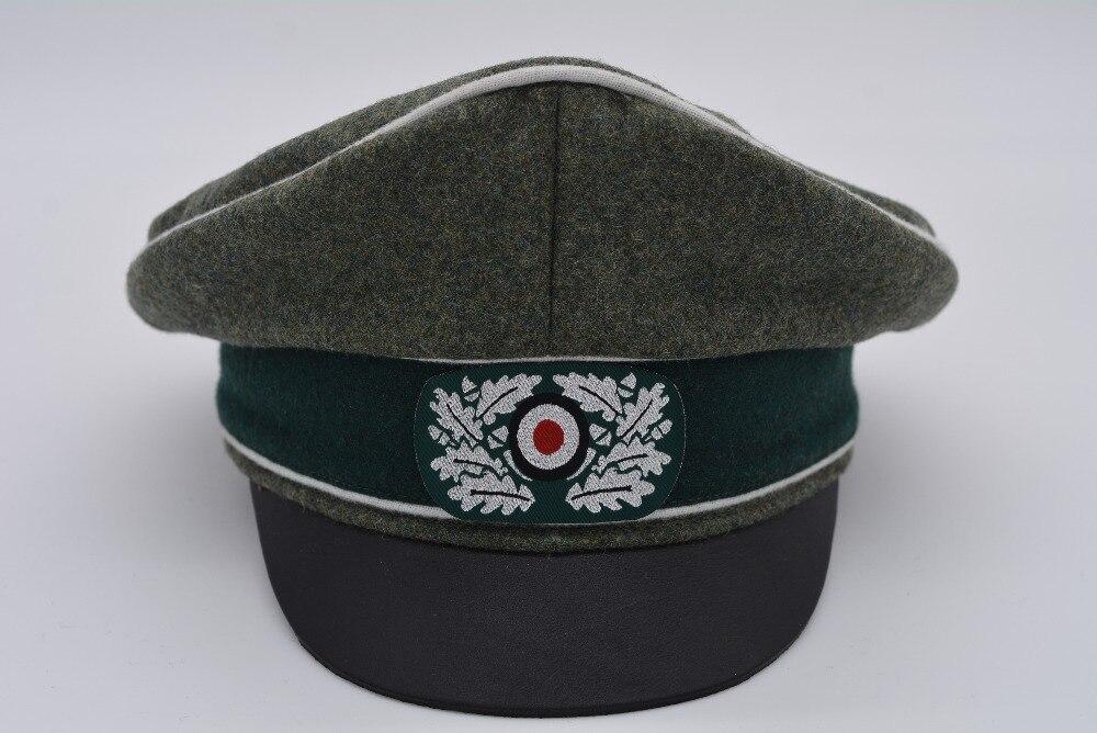 E M D WW2 WH War hat Wool Lnfantry