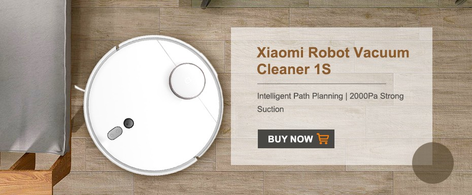 Xiaomi VIOMI Pro Vacuum Cleaner 2150Pa Suction Smart Viomi