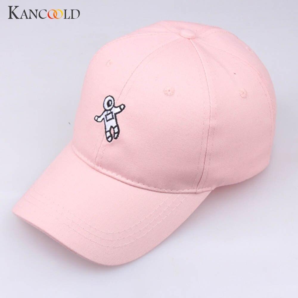 Feitong Fashion Unisex Women Men Cap Summer Casual Astronaut Embroidery IP Hop Baseball Hat Hat Hombre New