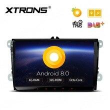 Android 8,0 Oreo OS 9 «Автомобильная Мультимедийная навигация GPS радио для Seat Leon (MK2) 2005-2013 & Toledo 2004-2015 с аксессуарами