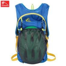12L Cycling Backpack Men Waterproof Nylon Hiking Outdoor Pack Trekking Light Bag  Sports Run Bicycle Bags Water backpacks