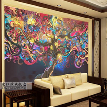 3d stereoscopic wallpaper Large mural wallpaper living room sofa bedroom TV backdrop painted personalized custom papel de parede цена 2017