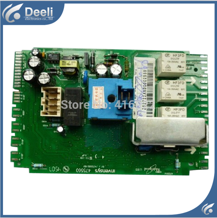Free shipping 100% tested for washing machine awo48085 computer board motherboard w10370697 on sale 100% tested for washing machine board wd n80051 6871en1015d 6870ec9099a 1 motherboard used board