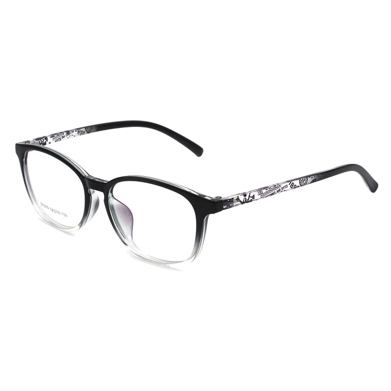 TR90 Full Rim Flexible High Quality Frame Eyeglasses For Women And Men Optical Eyewear Frame Spectacles S1019 Glasses Frame