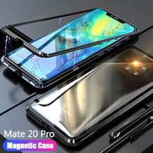 20X чехол для huawei mate 20 Pro Lite X mate 20 магнитное стекло чехол для телефона для huawei mate 20pro 20 lite 20X чехол в виде ракушки аксессуары