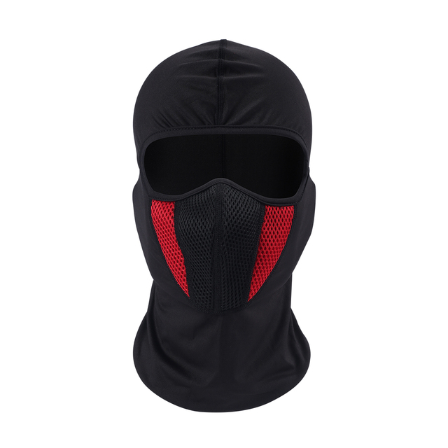 HEROBIKER Winter Balaclava Moto Face Mask Motorcycle Face Shield Airsoft Paintball Cycling Bike Ski Army Helmet Full Face Mask 1