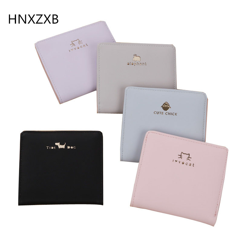 HNXZXB Solid Gold Heart Clutch Wallet Multi Function Change Purses Large Capacity Zipper Women Wallets Cute Card Hold Money Bag fashion colorful lady lovely coin purse solid golden umbrella clutch wallet large capacity zipper women small bag cute card hold
