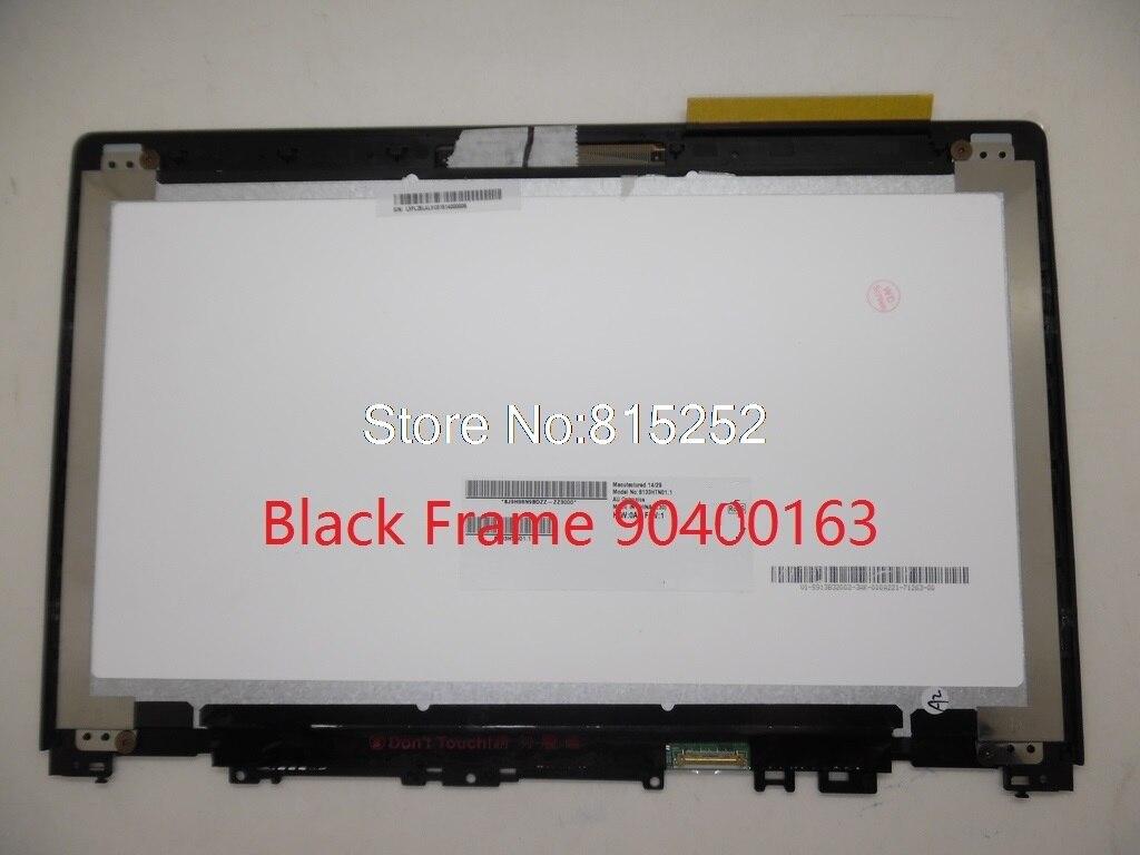 все цены на  Laptop LCD Touch screen Digitizer+bezel+Display Screen Assembly For Lenovo U330T U330 Touch 90400164 90400163 1366*768  онлайн