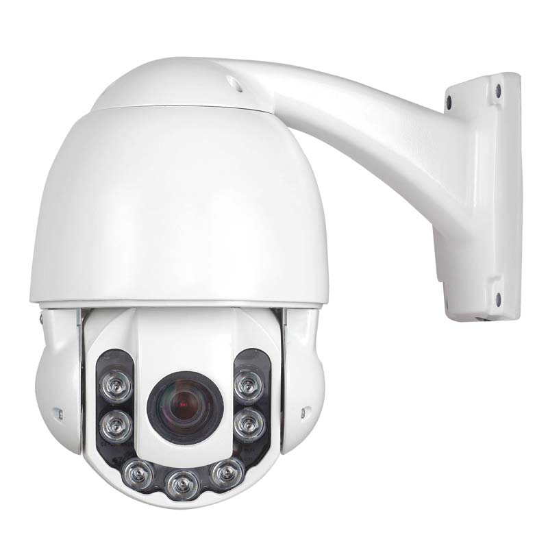 Ir 4 Inch Mini Ptz High Speed Dome Camera Ir Outdoor Speed