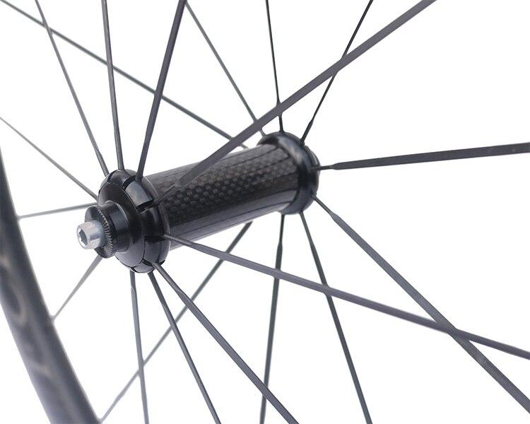 HTB1yz5wPpXXXXbIXVXXq6xXFXXXm - 2017 FCFB road carbon wheels 700C F50 carbon wheels with R36 hubs for Road Bike, 25mm width 3Kmatt Carbon Road clincher wheelset