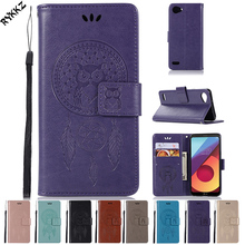 Case for LG Q6 lgq6 LGM700 M700F M700DSN X600K LGM 700 M700N Flip Phone Cover fo