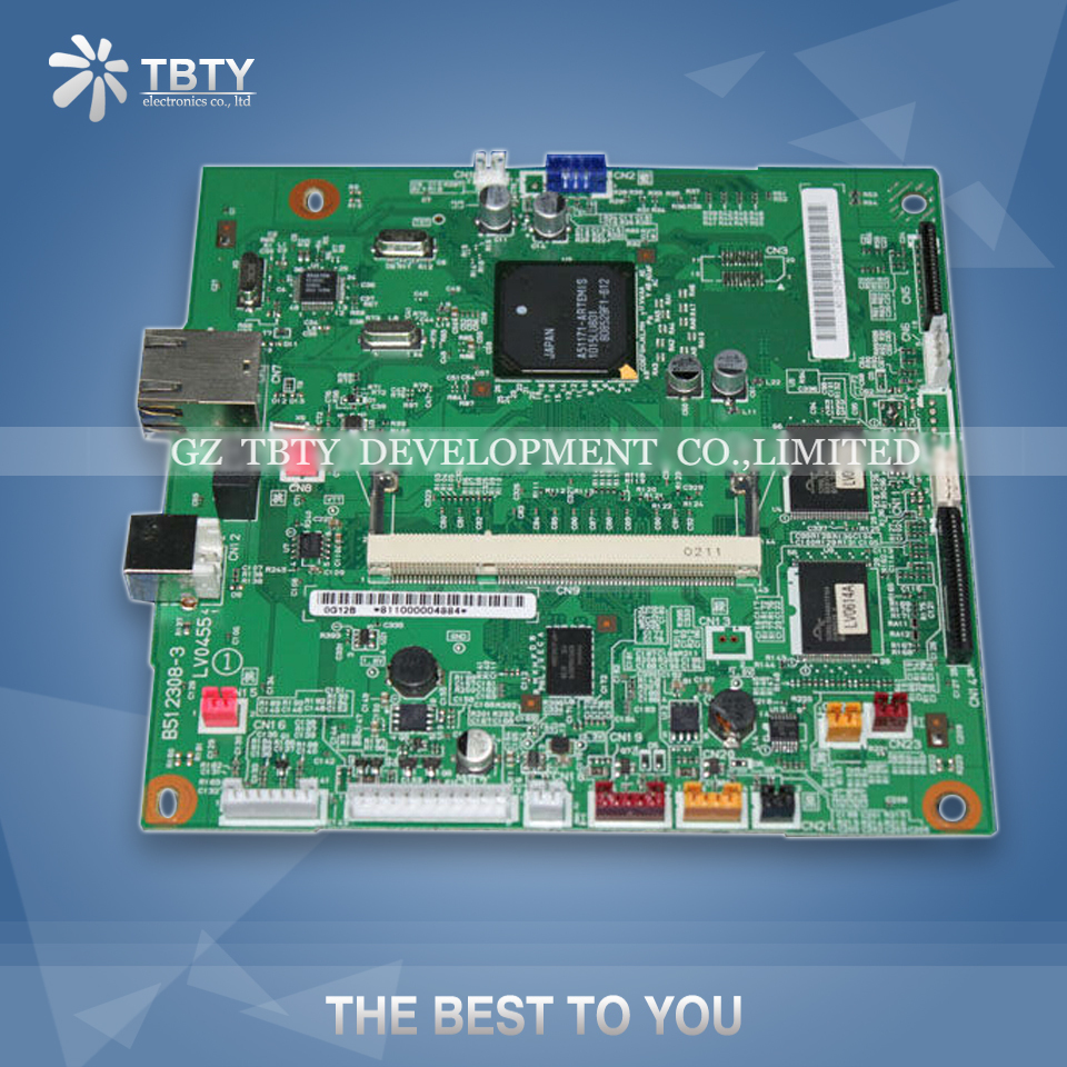все цены на 100% Test Main Board For Brother HL4150CDW 4570CDW 4150 4750 Formatter Board Mainboard On Sale онлайн