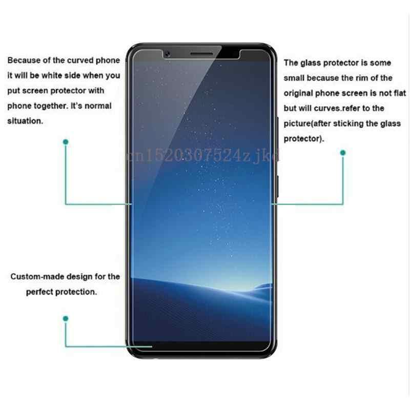 9 H Vetro Temperato Per Oukitel K8 Smartphone 2.5D di Alta Qualità Della Protezione Dello Schermo Per Oukitel K 8 Vetro di Protezione