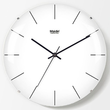 Купить с кэшбэком Modern Design Wall Clock Digital Clock Retro Mechanism Silent Pow Patrol  Guess Women Watches Kitchen Living Room Decor 50Q223