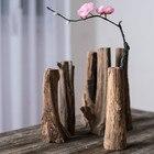 Creative Wooden vase...