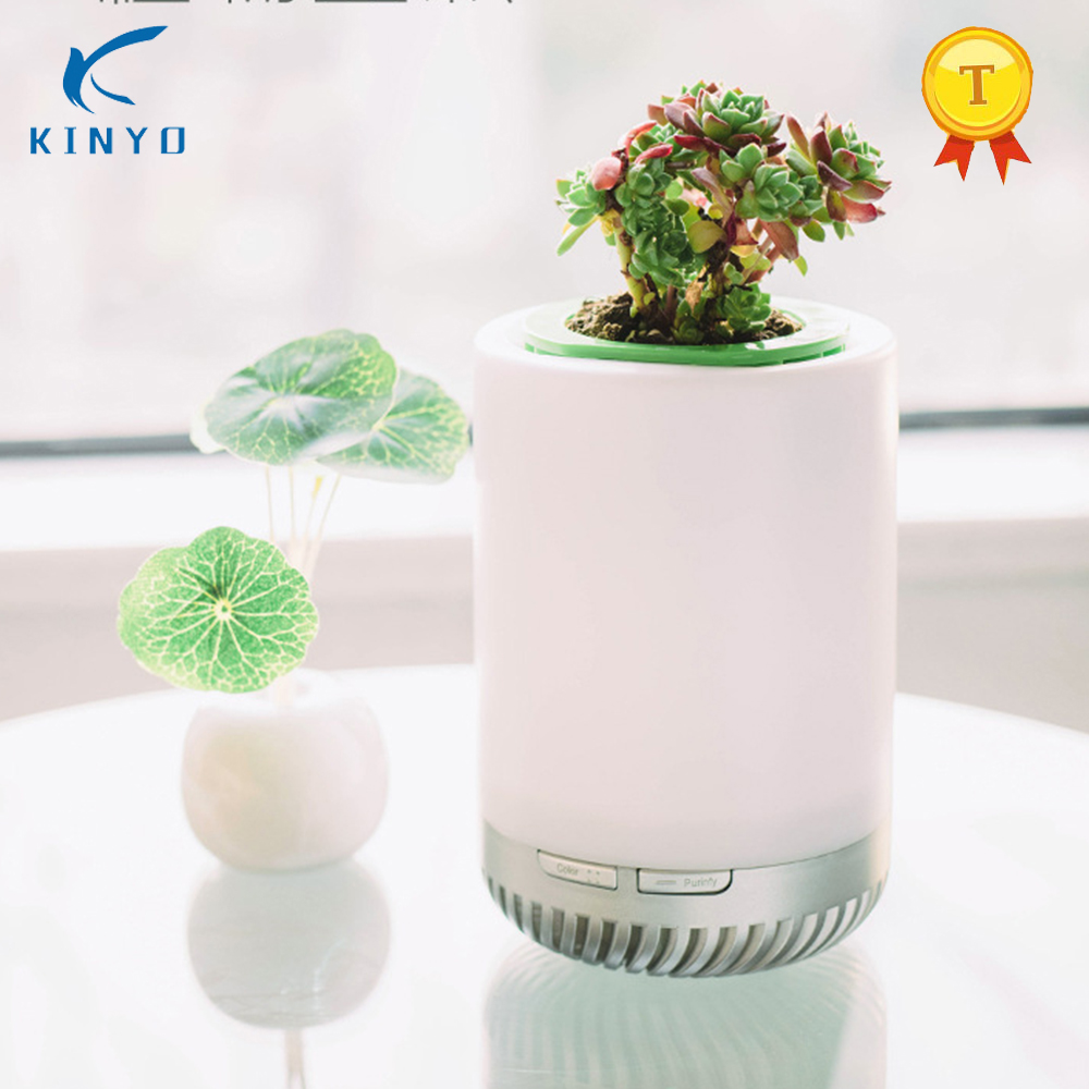 New Arrival Mini Air Purifier Sterilizer AdditionTo Formaldehyde Purifiers Air Cleaning Intelligent Household Hepa Filter