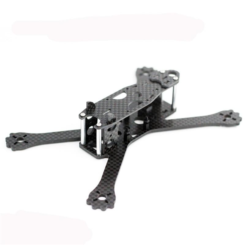 Original A-max 155SX 155mm Wheelbase 2.5mm Arm Carbon Fiber FPV Racing Frame Kit 26g RC Racer Drone Quadcopter DIY Toy transtec freedom 215mm 4mm 3k carbon fiber quad frame kit for multirotor fpv rc racing racer frame drone kit quadcopter uav diy