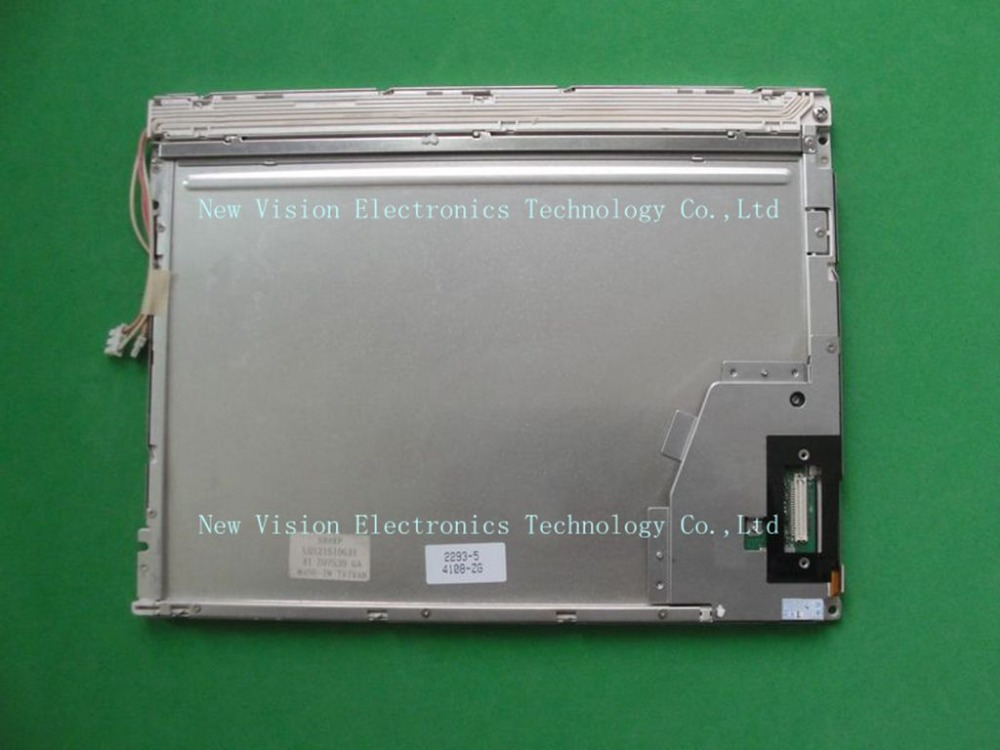 """LQ121S1DG31 Original a+ quality 12.1"""" inch LCD display screen panel for industrial application-in LCD Modules from Electronic Components & Supplies"""