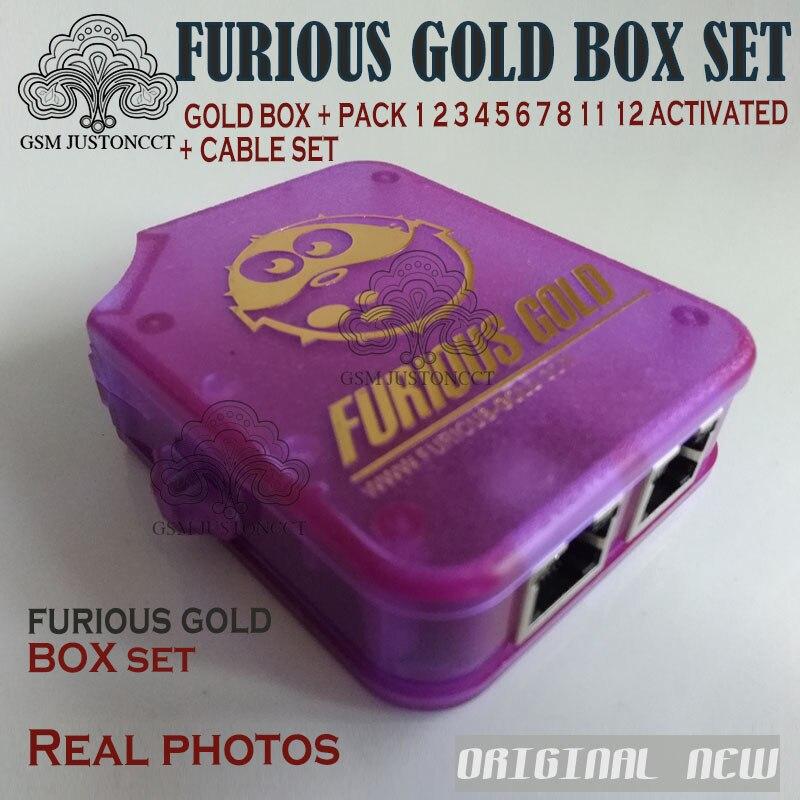 Furious Gold Box - gsmjustoncct - A