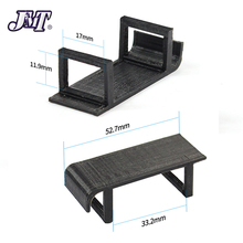 JMT Battery Holder Protection Seat Black TPU 3D Printing For