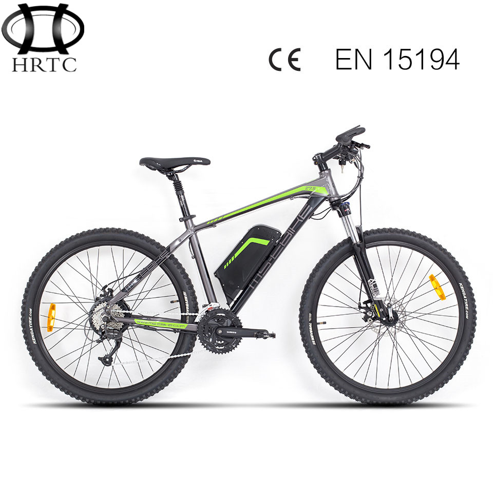 27.5inch CE power assisted cycle 36V lithium battery