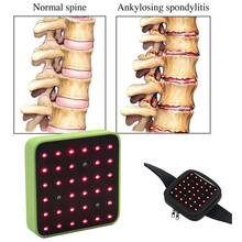Hot Selling Cold Laser Physiotherapy Back Pain Equipment Knee Pain Arthritis Treatment Waist Foot Neck Pains Freeshippng
