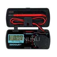 Mini Digital Multimeter Auto Range Tester Battery Indication Overload Protection MULTIMETER Automotive Tester EM3081
