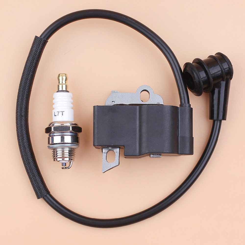 Ignition Coil Magneto Module Spark Plug Kit For Stihl MS661 MS 661 Chainsaw бензопила stihl ms 361 18