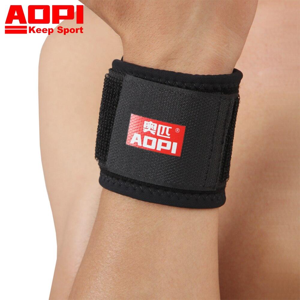 AOPI Brand NEW Білек Қолдау Brace Фитнес Cotton - Спорттық киім мен керек-жарақтар - фото 3