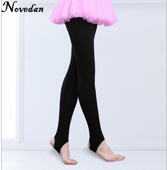 child-kids-girls-stirrup-font-b-ballet-b-font-dance-tights-socks-gymnastics-practice-pantyhose-fitness-pants-dance-clothes-legging