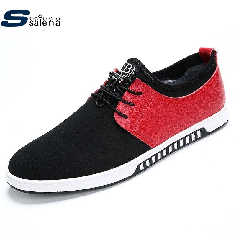 Prix pour Hommes Chaussures de Skate D'été Respirant Sport Sneakers En Plein Air Respirant Formateurs Taille Ue 39-44 AA20060