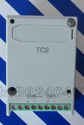 Brand new original Panasonic thermocouple PLC plugin for AFPX-TC2 new original afpx tc2 analog and thermocouple cassettes