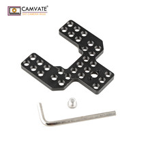 CAMVATE Y-shape Back Plate For SmallHD Monitors C1885 camera photography accessories(China)