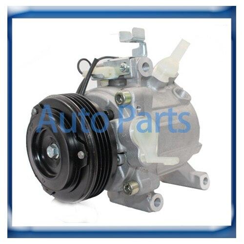 US $111 8 |SV07C For Toyota Rush Daihatsu Terios ac compressor 447190 6121  447160 2270 4471602270 447260 0667-in A/C Compressor & Clutch from