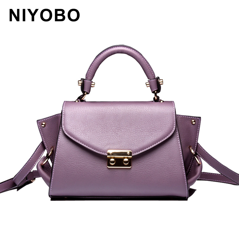 2016 newest fashion designer handbags high quality genuine leather bags handbags women famous brands bolsa feminina PT733