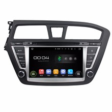 1024*600 HD 2 din 8″ Android 5.1 Car DVD Player for Hyundai I20 2014 2015 With Car Video Player Car Radio Stereo BT 3G WIFI USB