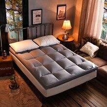 Стиль Высокая устойчивость мягкий матрас классический дизайн высокое качество Толстая теплая удобная кровать матрац татами