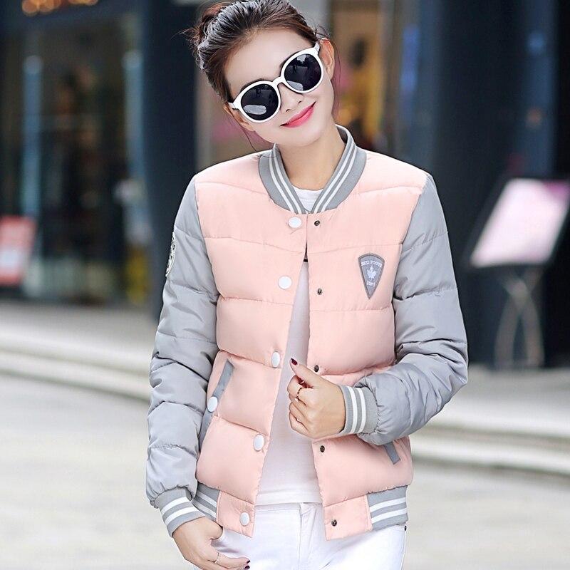 Down parka women down jacket winter coat winter parka cotton padded jacket Woman Winter Jacket Coat