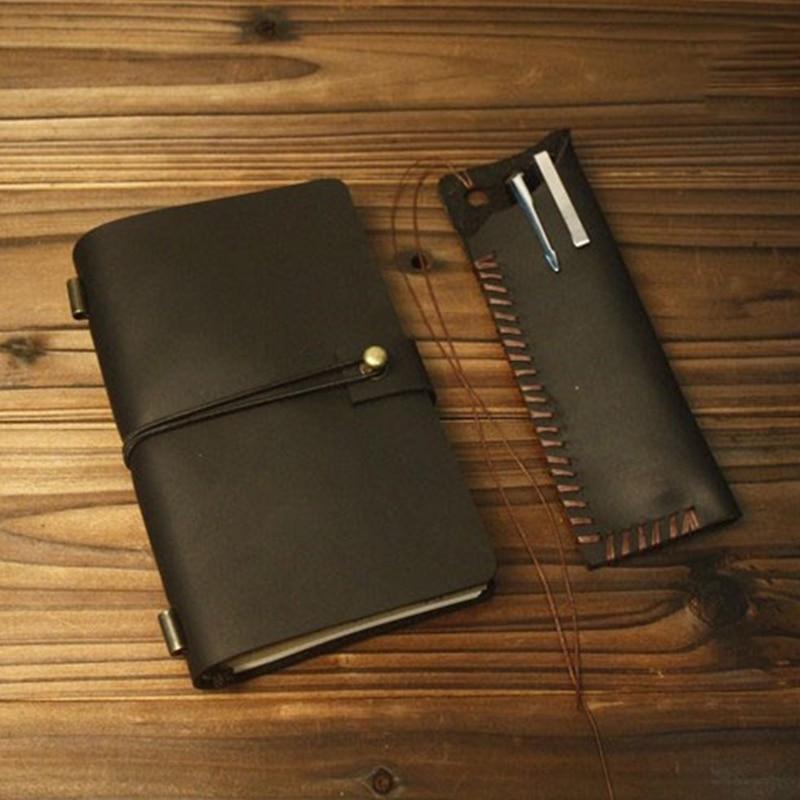 Cadernos couro Use For 1 : Chancery Supplies