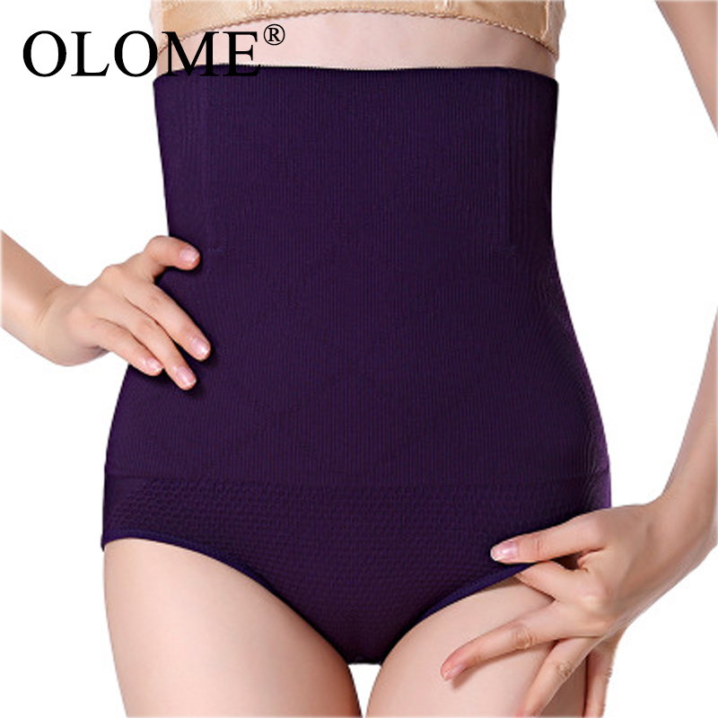 Women High Waist Tummy Control Panties Waist Body Shaper Seamless Slimming Pants Shapewear Girdle Underwear body tummy control corset