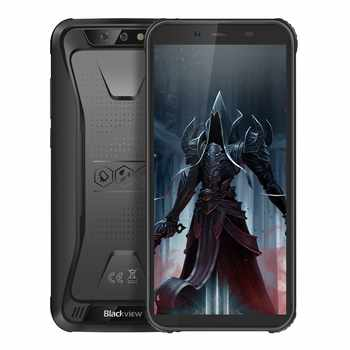 Blackview BV5500 pro Android 9.0 Pie cell phone IP68 shockproof Waterproof 4G Mobile Phone 5.5
