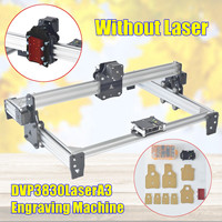 DVP 3830 Laser A3 Desktop USB CNC Laser Engraving Engraver Cutting Machine Without Laser Head Wooding tools
